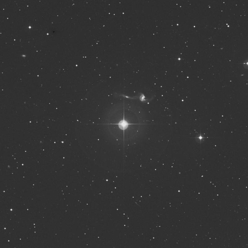 Image of 16 Piscium star
