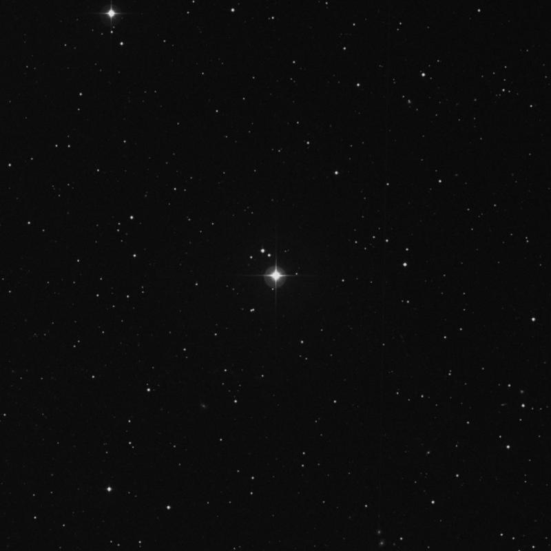 Image of 74 Pegasi star