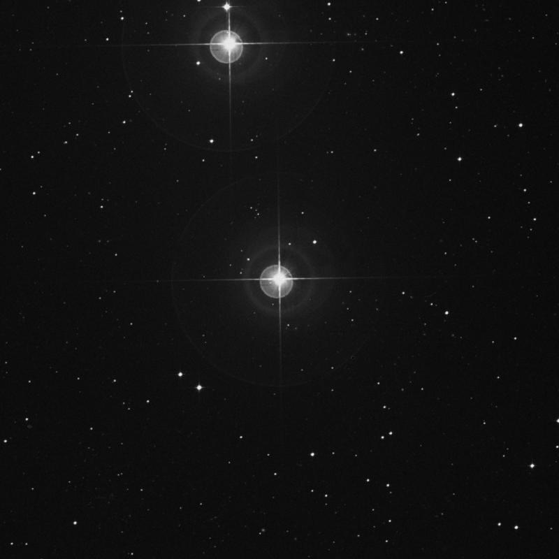 Image of 103 Aquarii star