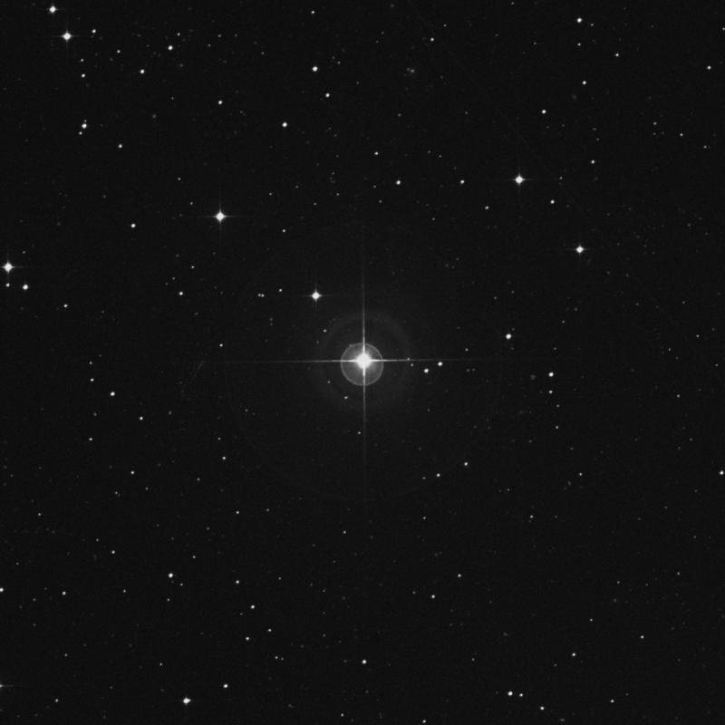 Image of ε Fornacis (epsilon Fornacis) star