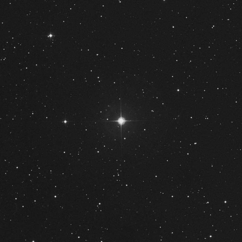 Image of 52 Arietis star