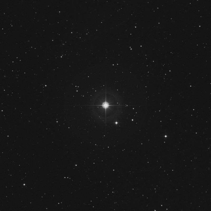 Image of 54 Arietis star