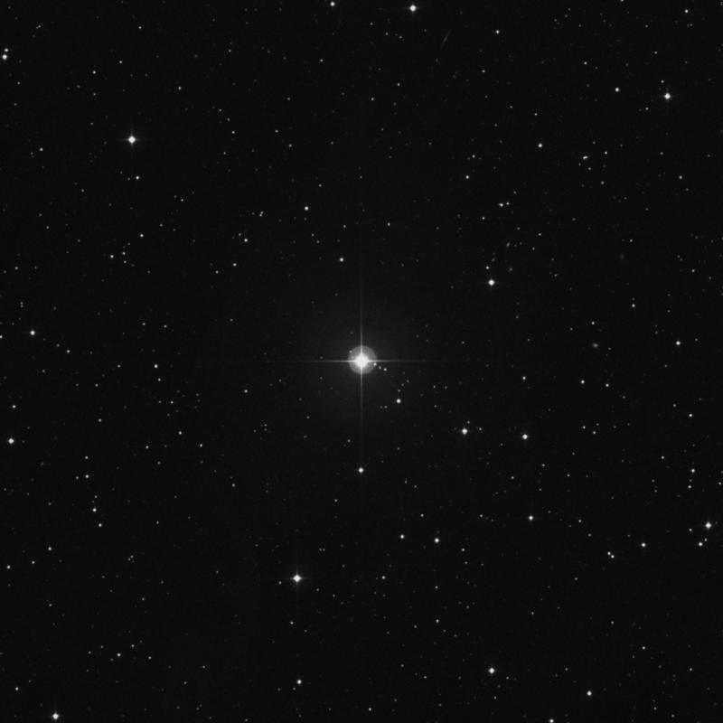 Image of 55 Arietis star