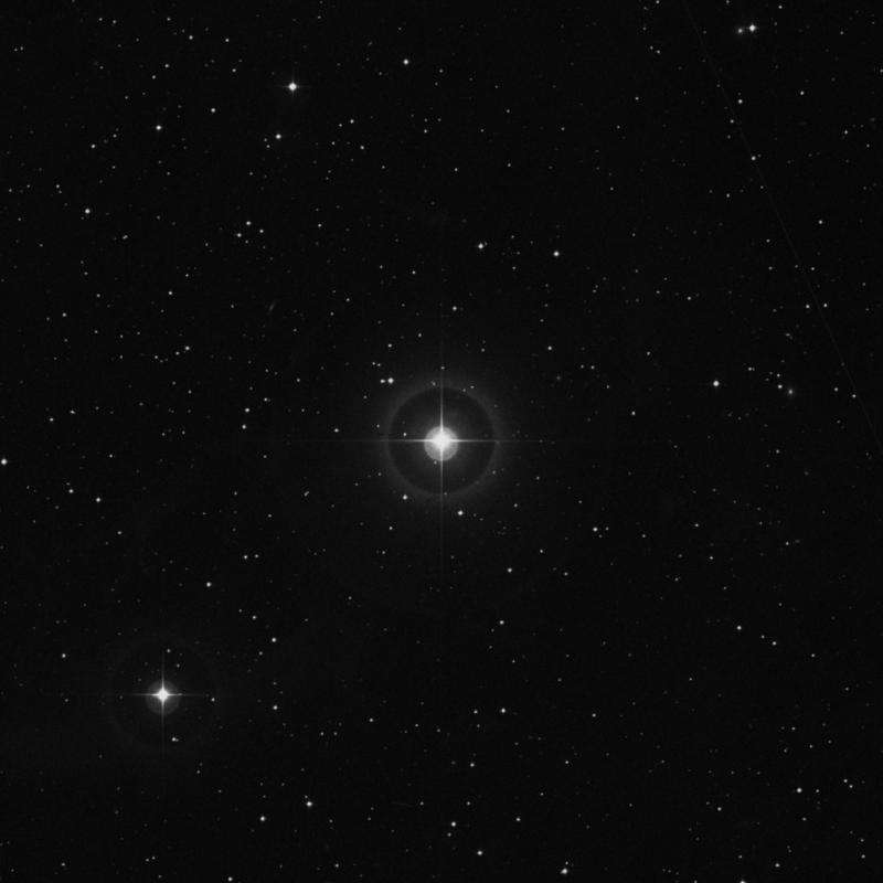Image of 59 Arietis star