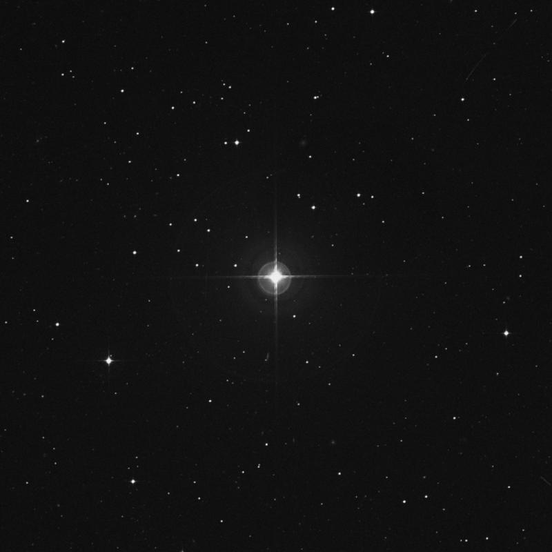 Image of 107 Aquarii star