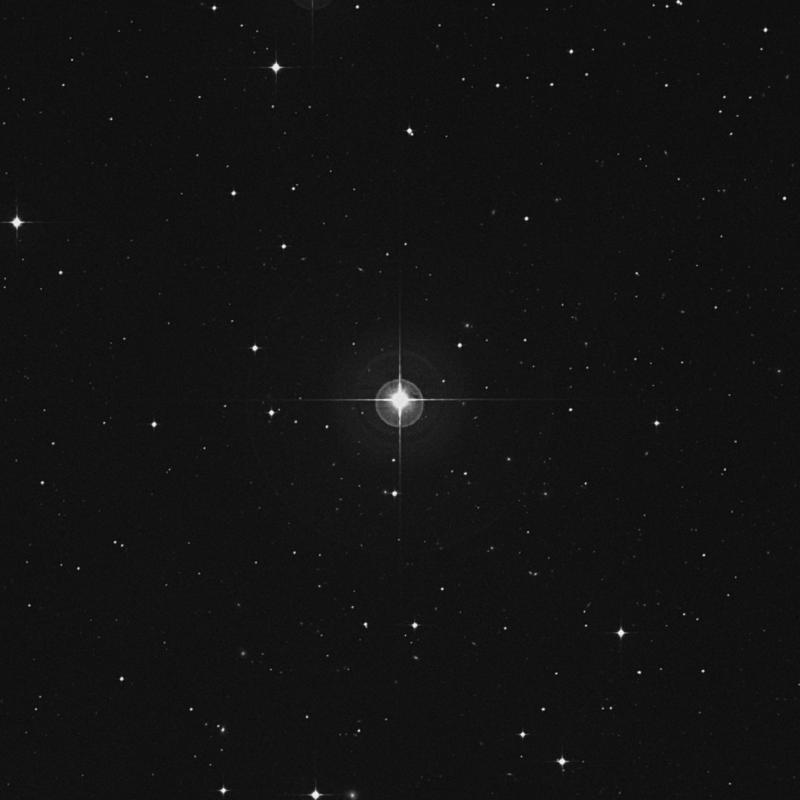 Image of 29 Piscium star